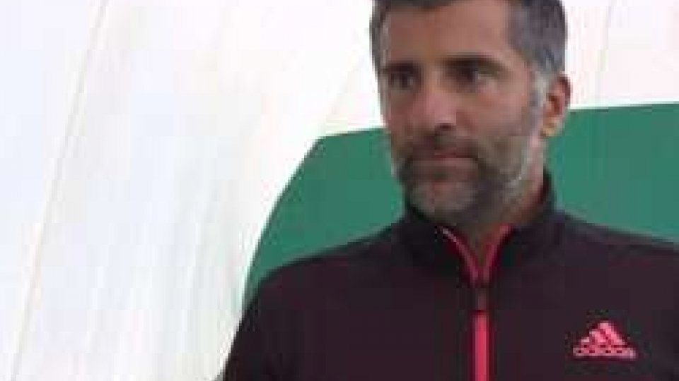 "Giorgio Galimberti.Tennis, Galimberti: ""Barazzutti una garanzia, sarei sereno se mi chiamassero dopo di lui"""