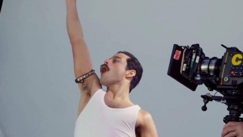 Freddie MercuriPer gli amici Freddy: al cinema la RHAPSODYa di Freddie Mercury