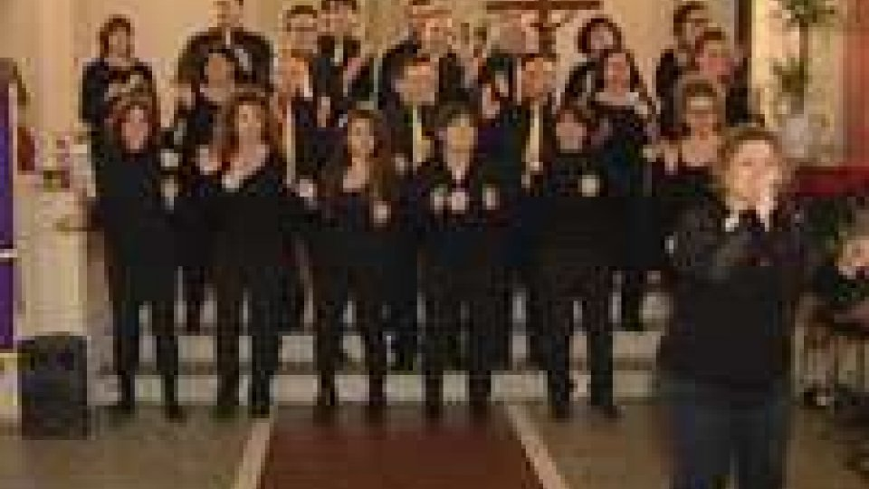 """A Serravalle in scena il concerto gospel dei """"The Pilgrims"""""""