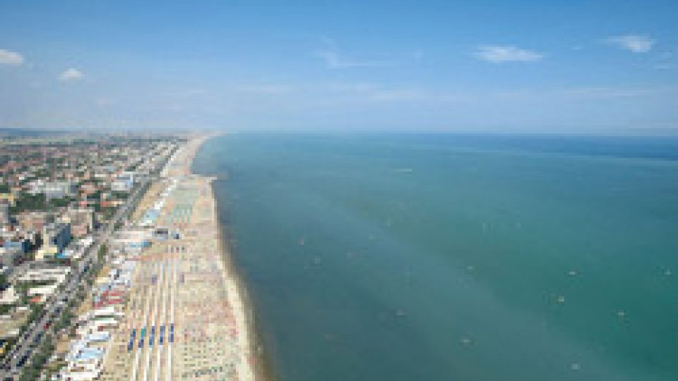 La costa romagnola
