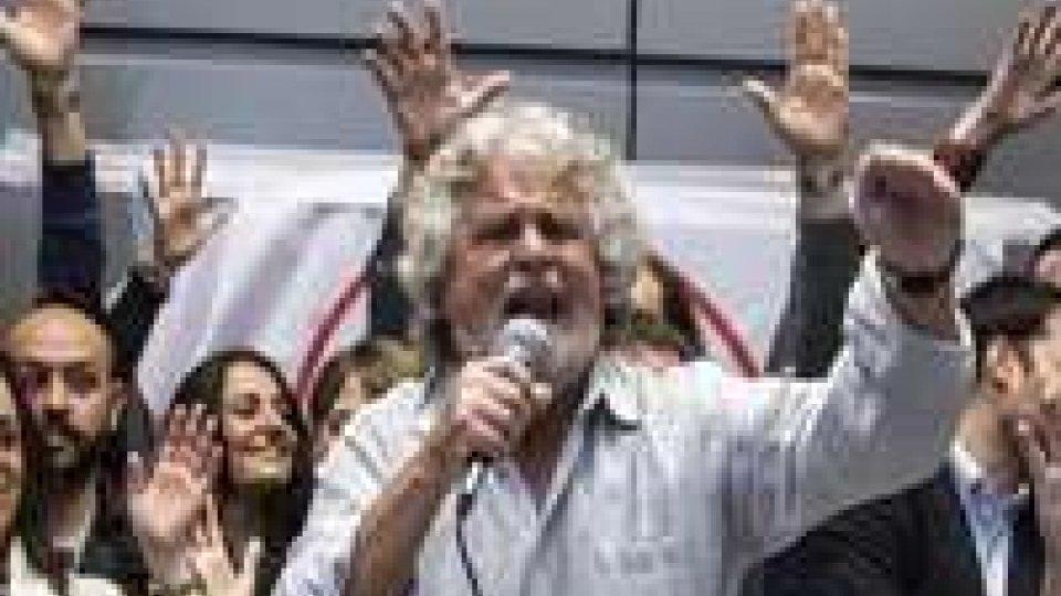 """Grillo: """"Il 1° Maggio è la Caporetto dei lavoratori"""""""