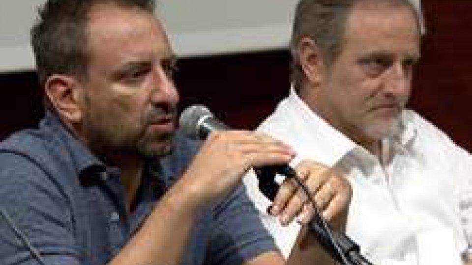 Luca Beccari e Gian Caro Venturini