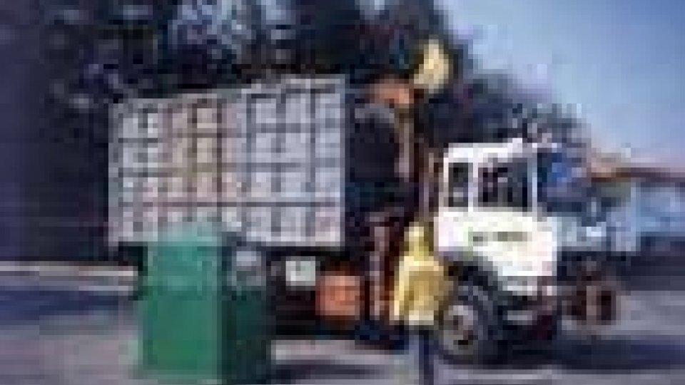 Servizio raccolta rifiuti