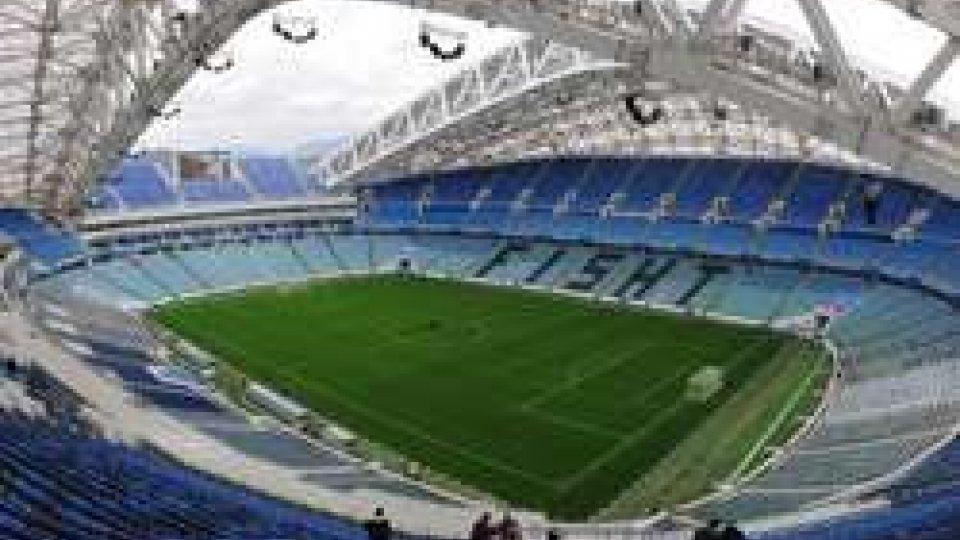 Stadio Olimpico Fisht di Sochi