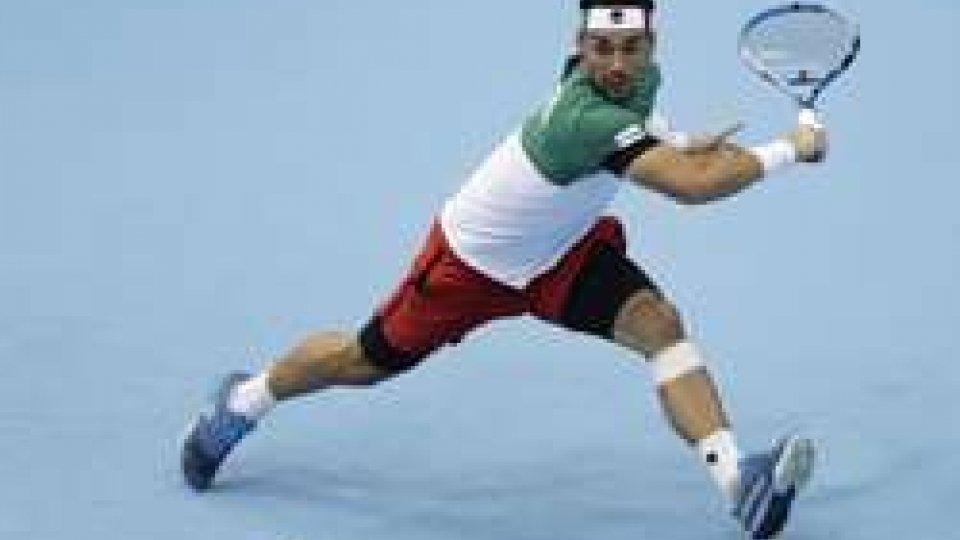 Tennis: Fognini porta l'Italia ai quarti di finale