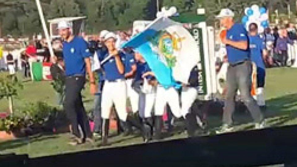 Federazione Ippica Sammarinese: San Marino alle Ponyadi 2018