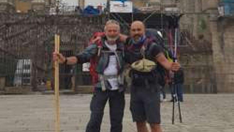Gianfranco Ugolini e Andrea Paesini