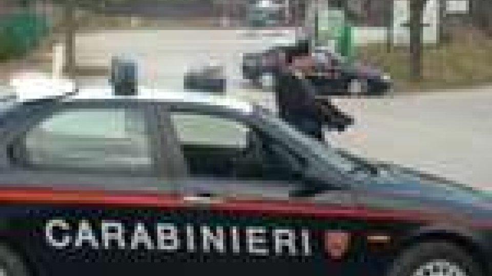 Cattolica: arrestato 45enne per sequestro, rapina e lesioni alla convivente