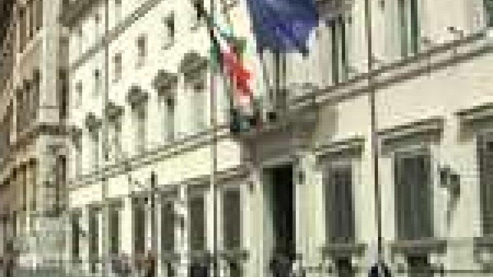 Immigrazione: domani il Consiglio dei Ministri esaminerà il piano per l'emergenza