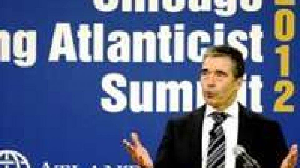 Siria: Rasmussen esclude l'intervento militare