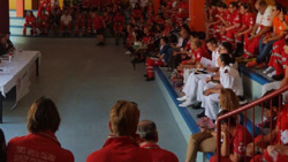 """Chiusa la V Edizione di """"Ariminum CRI Camp"""" : la settimana riminese al servizio della Croce Rossa Italiana"""