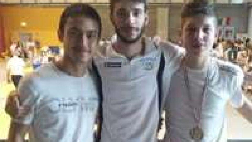 Taekwondo: Daniele Leardini vince l'oro
