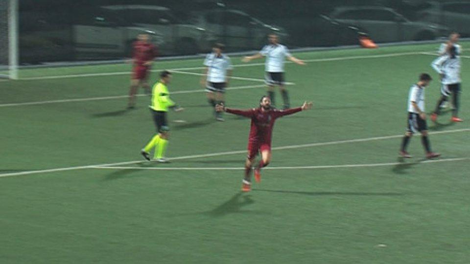 Murata - Libertas 0-1Coppa Titano: Murata - Libertas 0-1