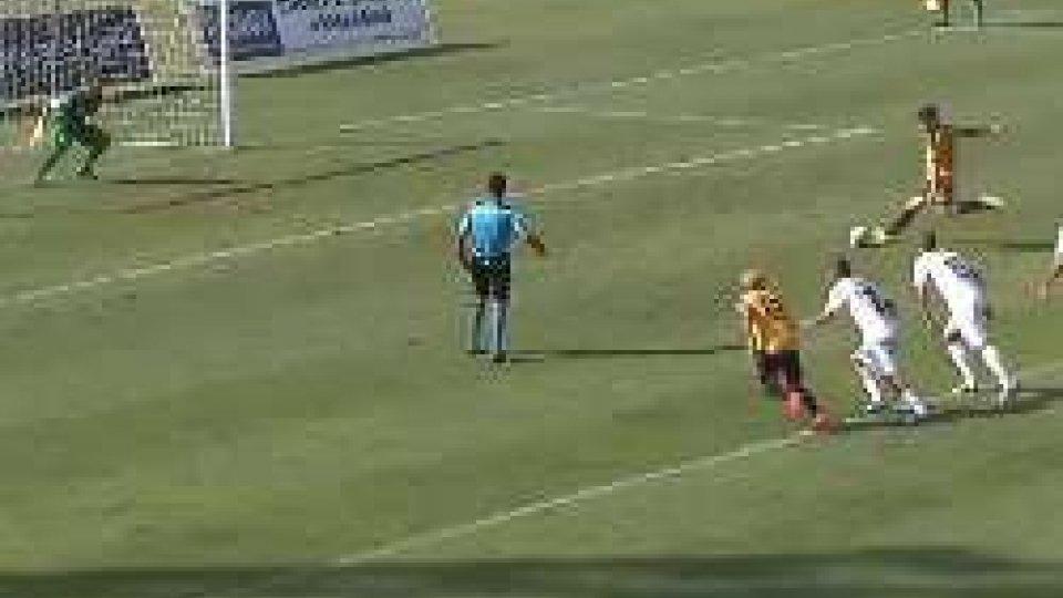 Bassano - Santarcangelo 4 -0Bassano - Santarcangelo termina 4-0