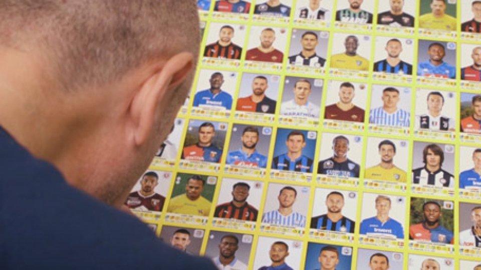 Calciatori PaniniPanini Calciatori 2018-2019... anche un po' sammarinese