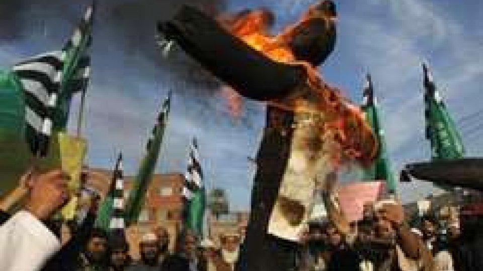 Tensione araba alle stelle