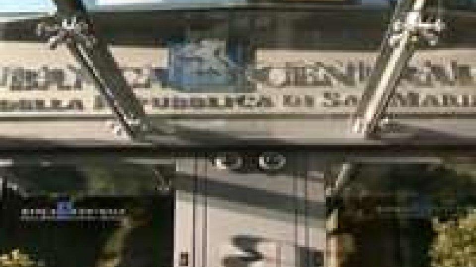 Banca Centrale: il neo Direttore Savorelli è salito sul TitanoBanca Centrale: il neo Direttore Savorelli è salito sul Titano