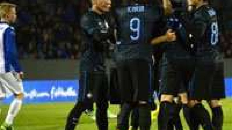Europa League: Stjarnan-Inter 0-3, qualificazione ipotecata
