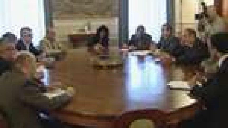 San Marino - Incontro tra Venturini, Vitali e Gnassi sulla viabilità