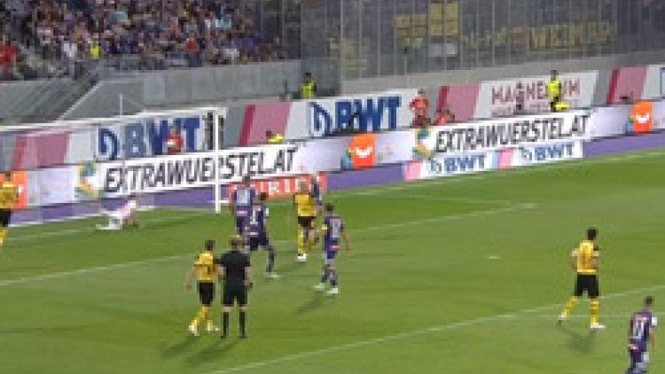 Il Borussia si prepara alla nuova stagione: battuto l'Austria Vienna in amichevole