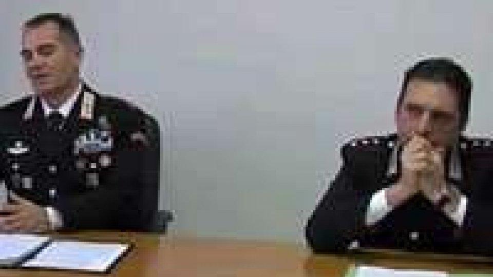 Ravenna, I carabinieri di Rimini arrestano tre topi d'appartamentoRavenna, I carabinieri di Rimini arrestano tre topi d'appartamento