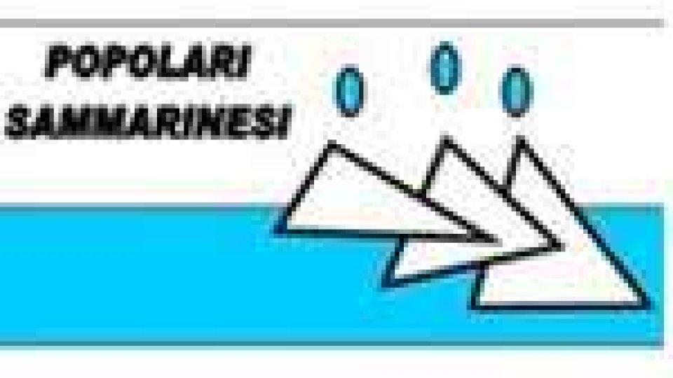 Logo Popolari Sammarinesi