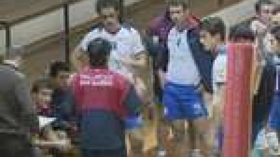 Volley: giorni decisivi per la partecipazione della squadra sammarinese al campionato di B uno