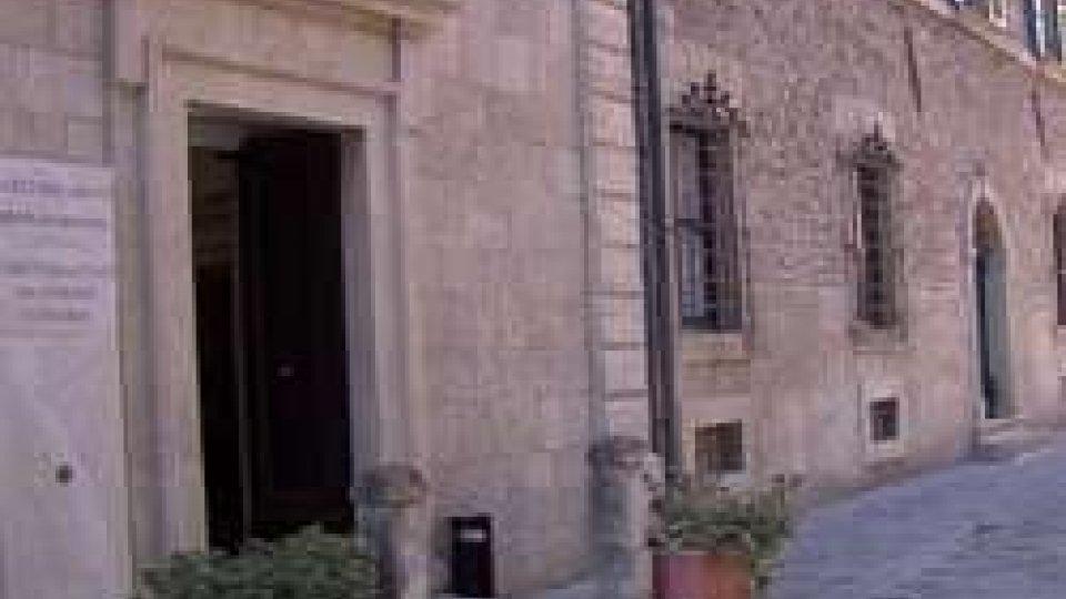 La Segreteria di Stato Finanze e BilancioArrivano a San Marino gli esperti del FMI