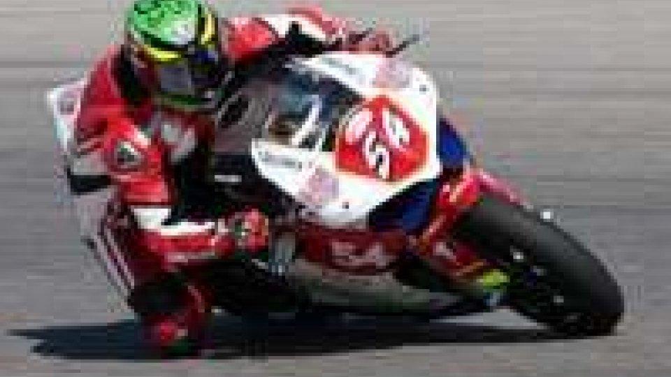 Moto: Manuel Poggiali è 10' a Misano (Civ). Operato Niccolò Antonelli (Moto3)