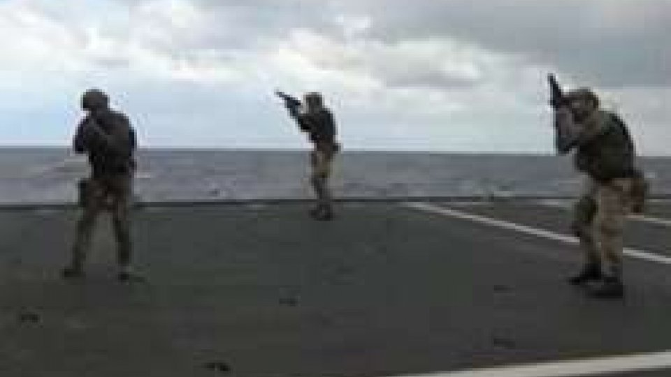 Operazione Mare SicuroOperazione Mare Sicuro: prosegue l'impegno della Marina Militare nel Mediterraneo centrale