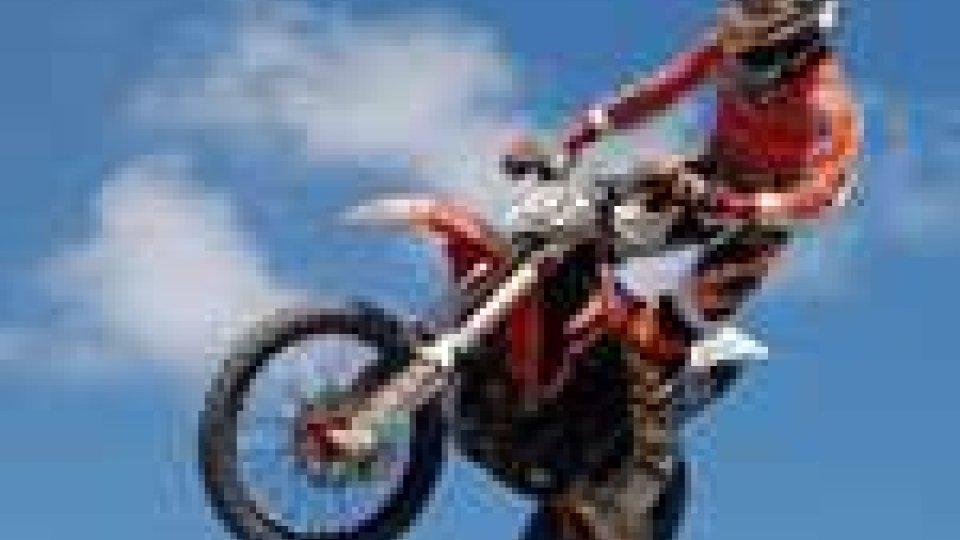 San Marino - Motocross. Gli auguri della Federazione a Nicolò Tamagnini