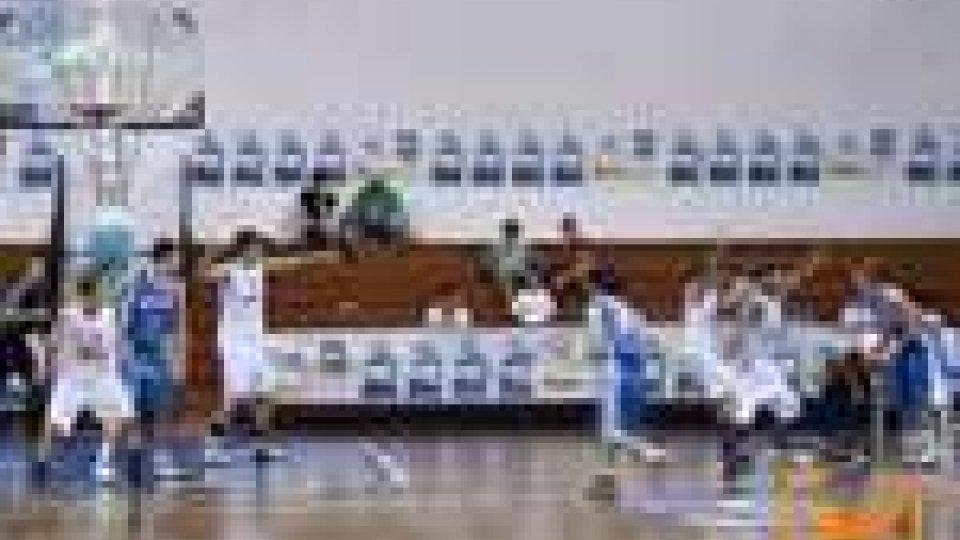 Basket U16. Argento per San Marino, vince Andorra 84-70
