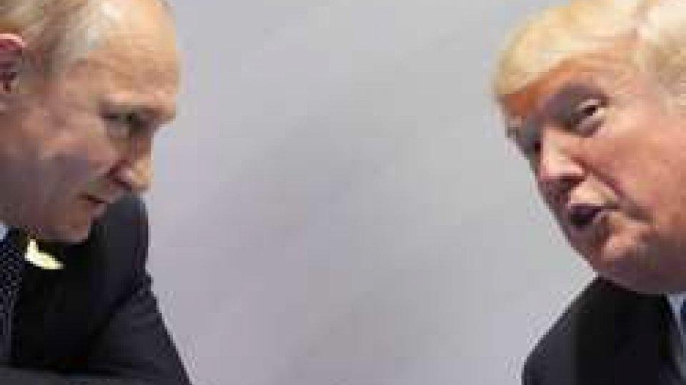 """Tregua in Siria, Trump: """"Ora lavoro costruttivo con Russia"""""""