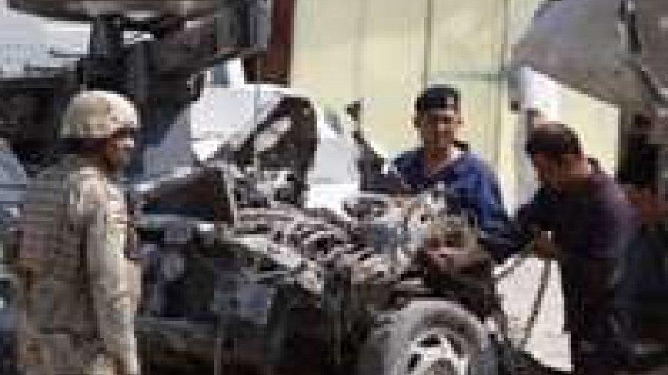 Iraq: 21 morti e più di 100 feriti