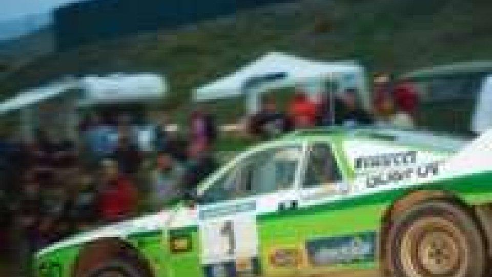 Rally Legend 2012, il trionfo di Markku Alen