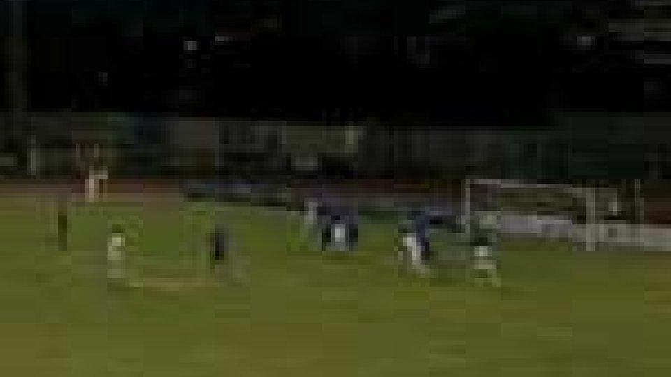 Foligno-San Marino 3-2 dopo i tempi supplementariFoligno - San Marino 3 - 2 dopo i tempi supplementari