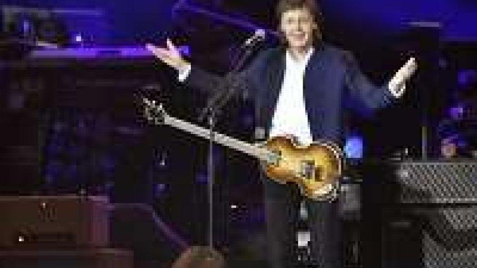 Da McCartney a Bon Jovi, insieme per il clima