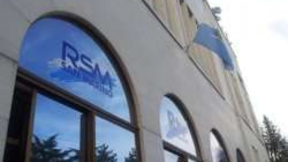 L'attuale sede di San Marino RTV