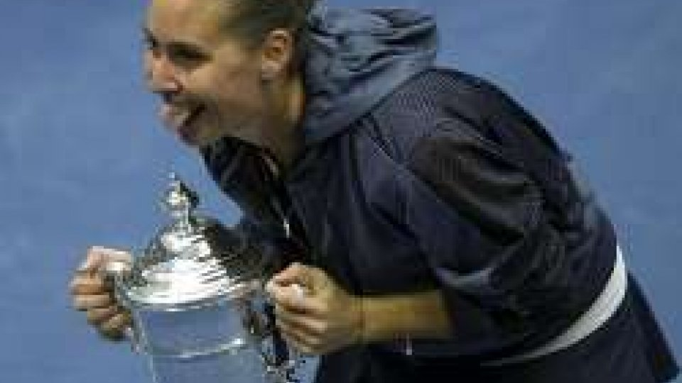 Tennis: Pennetta regina degli Us Open