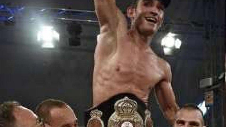 """Boxe, Pesi Medi: Matteo """"Il Giaguaro"""" Signani"""