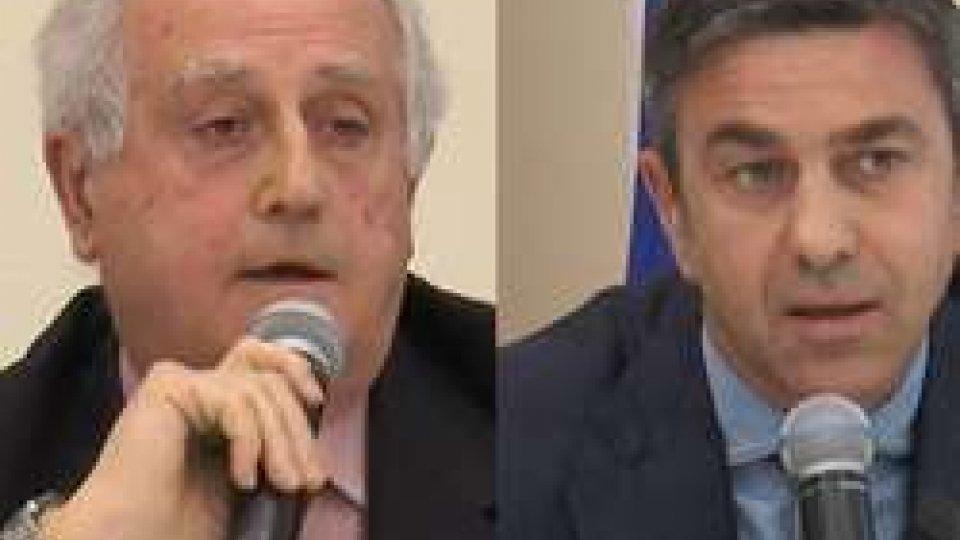 Roberto Fabbricini e Alessandro CostacurtaRoberto Fabbricini è il nuovo commissario straordinario della FIGC