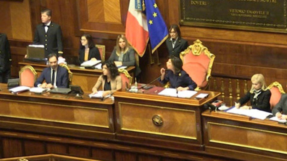 Parlamento italianoIl decreto Genova è legge