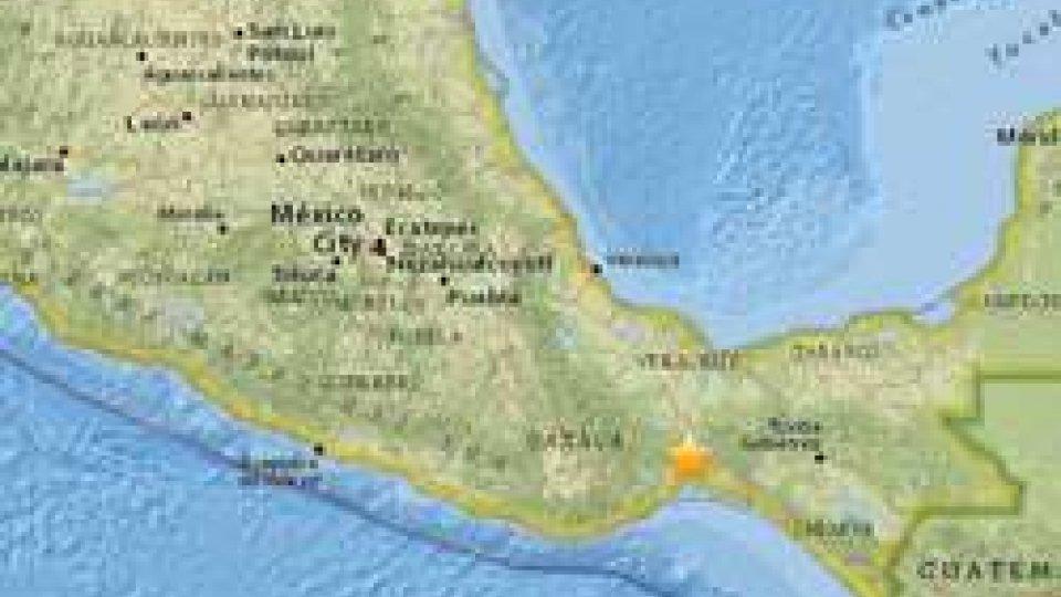 Nuova scossa in Messico
