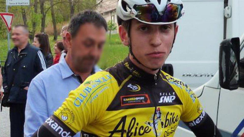 Michael Antonelli. Foto Federazione Sammarinese Ciclismo