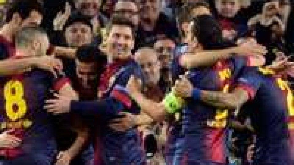 Barcellona: stop al mercato per tutto il 2015