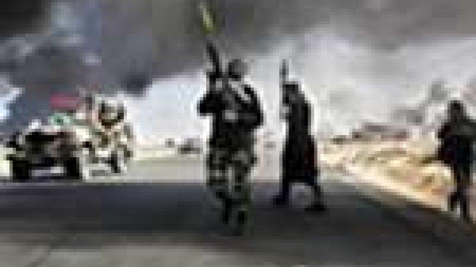 Libia: il punto