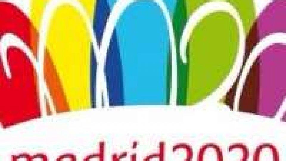 Olimpiadi 2020: Madrid in corsa.