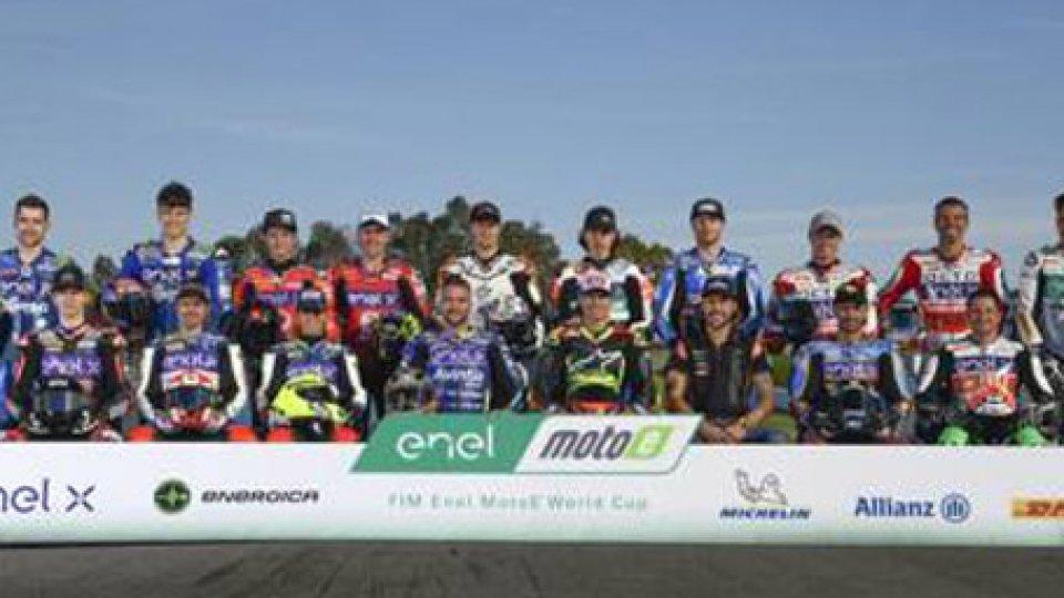 MotoE: svelato il nuovo calendario, si parte dal Sachsenring