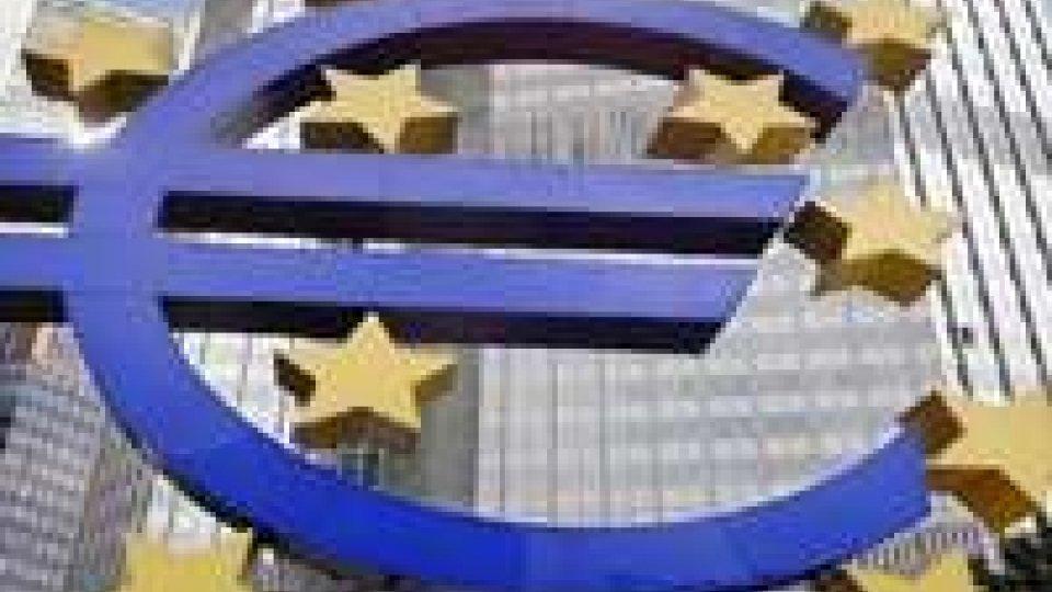 """Bce assicura: """"Ripresa economica lenta e graduale""""."""