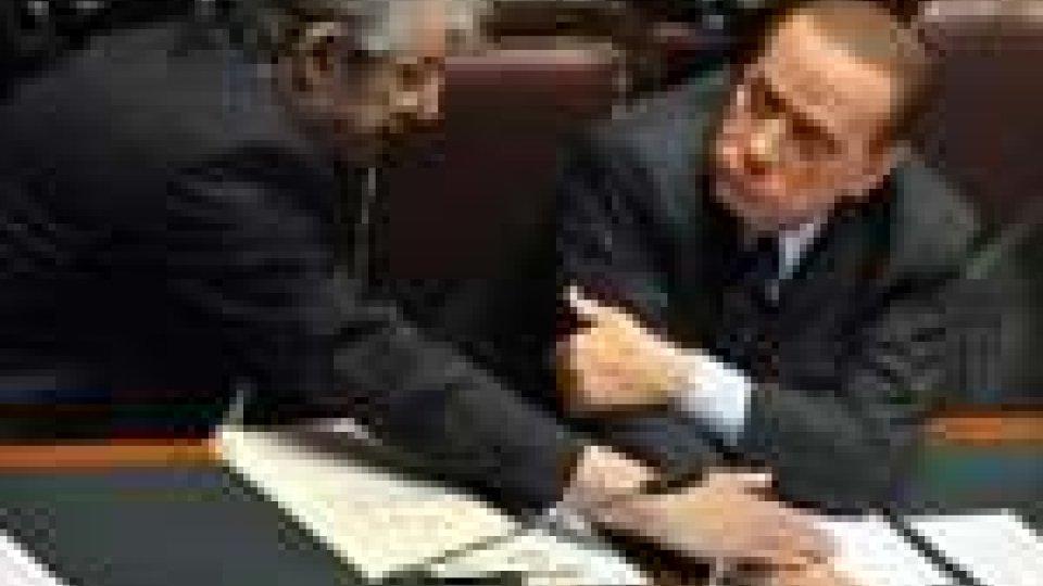 """Italia. Bossi apre a Berlusconi. Il premier: """"governo unito ma con Lega ci sono stati problemi"""""""